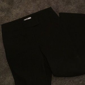 Black suit pants - great for the office !
